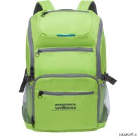 Рюкзак Grizzly Well Lime Ru-710-1