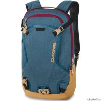 Сноуборд рюкзак Dakine Women's Heli Pack 12L CHILL BLUE