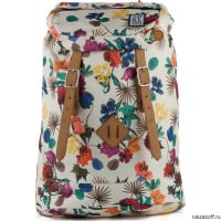 Рюкзак THE PACK SOCIETY Premium Backpack FW16 Multicolor Flower