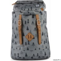 Рюкзак THE PACK SOCIETY Premium Backpack FW16 GREY TREE ALLOVER