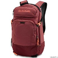 Сноуборд рюкзак Dakine Womens Heli Pro 20L BURNT ROSE