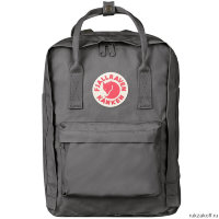 "Рюкзак Fjallraven Kanken Laptop 13"" Серый"