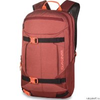 Рюкзак Dakine Women's Mission Pro 18L BURNT ROSE
