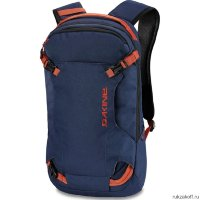 Рюкзак Dakine Heli Pack 12L DARK NAVY