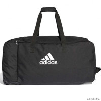 Сумка Adidas TIRO DU XL WW BLACK/WHITE Чёрный