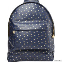 Рюкзак Mi-Pac Gold Hearts Navy/Gold