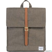 Рюкзак Herschel City Mid-Volume Canteen Crosshatch