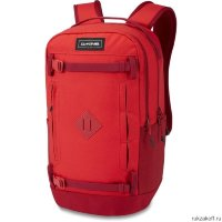 Городской рюкзак Dakine Urbn Mission Pack 23L Deep Crimson