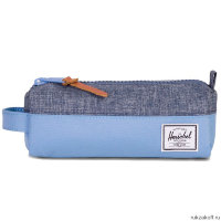 Пенал Herschel Settlement Case Hydrangea/Dark Chambray Crosshatch